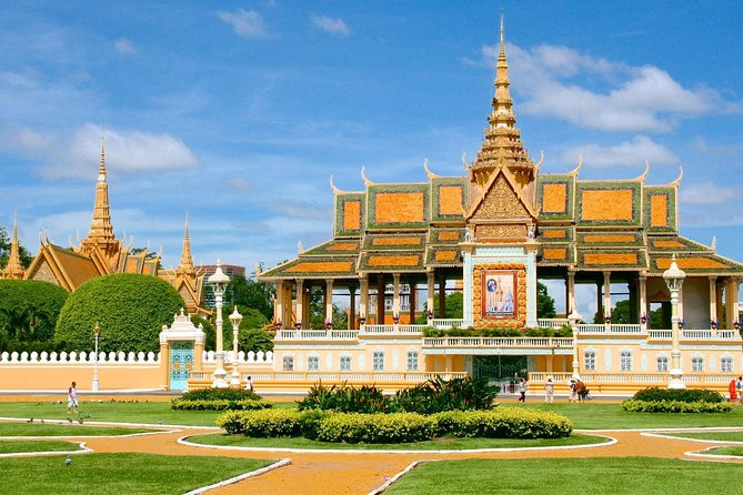 Full-Day Phnom Penh City Tours