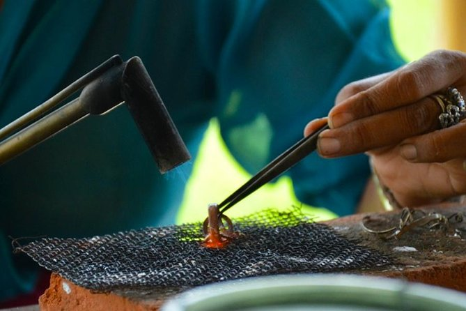 Bali Silver Jewelry Class