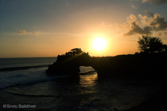 Bali Ubud tour with Tanah Lot Sunset