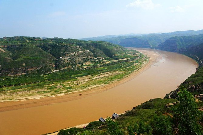 Zhengzhou Yellow River Scenic Spots Private Tour with Air Boating and Cable Car Ride