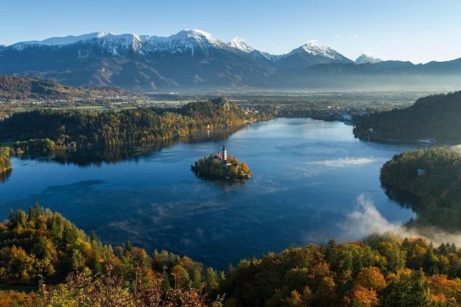Day trip to Bled from Zagreb