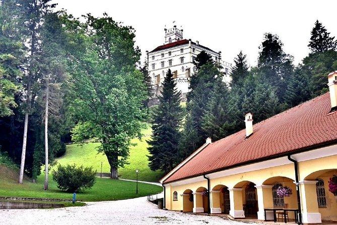Trakoscan castle day trip from Zagreb
