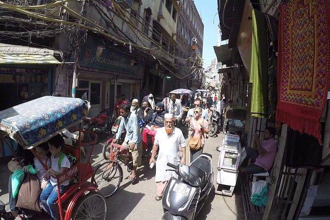 Old Delhi Half Day Walking Tour
