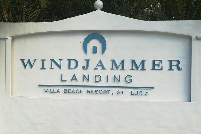 St Lucia Airport Transfer to Windjammer Landing Villa Beach Resort, St Lucia