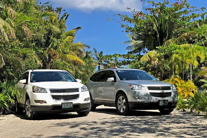 Cancun Airport Private Transfer to Playa del Carmen (Round Trip)