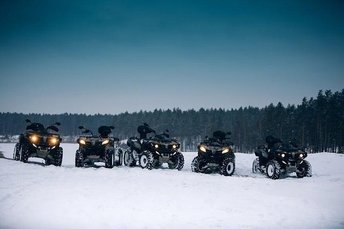 ATV-QUAD rent and guided tours