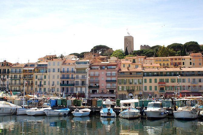 Private Departure Transfer from Cannes to Nice Airport