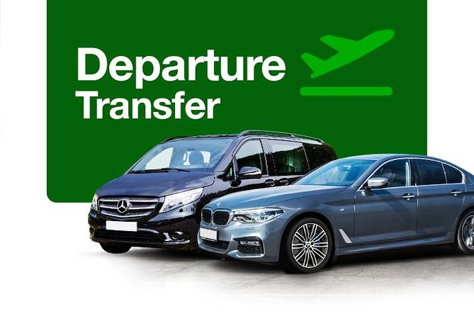 Private Departure Transfer from Copenhagen City to CPH Copenhagen Airport