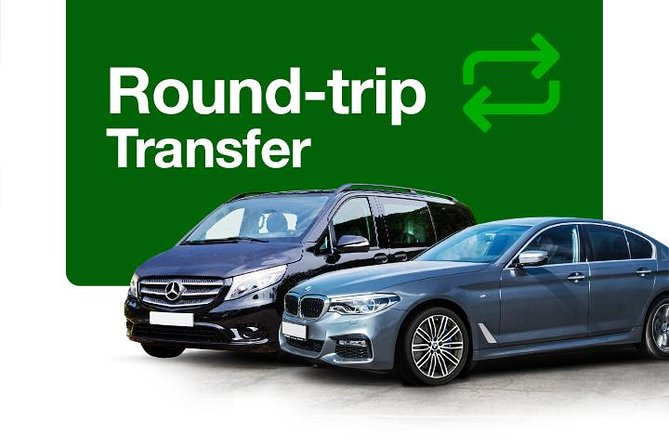 Private Calgary - Banff Round-Trip Transfer