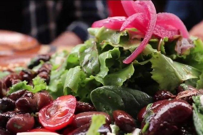 Food tour & Corn Workshop - Cholula