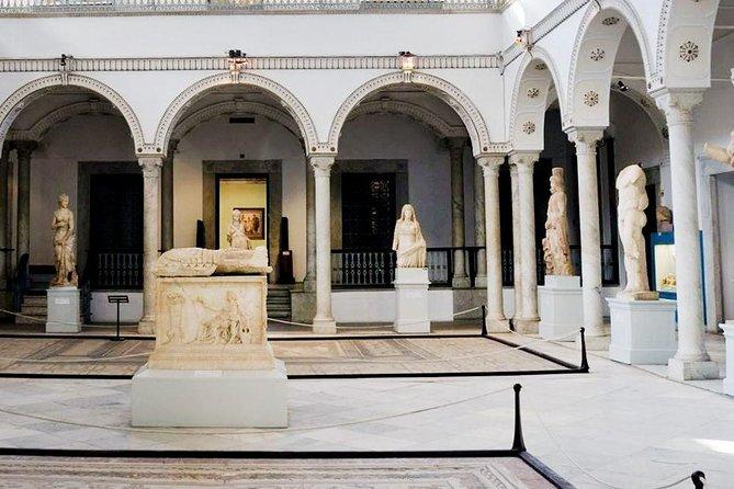 Bardo Museum Admission Ticket
