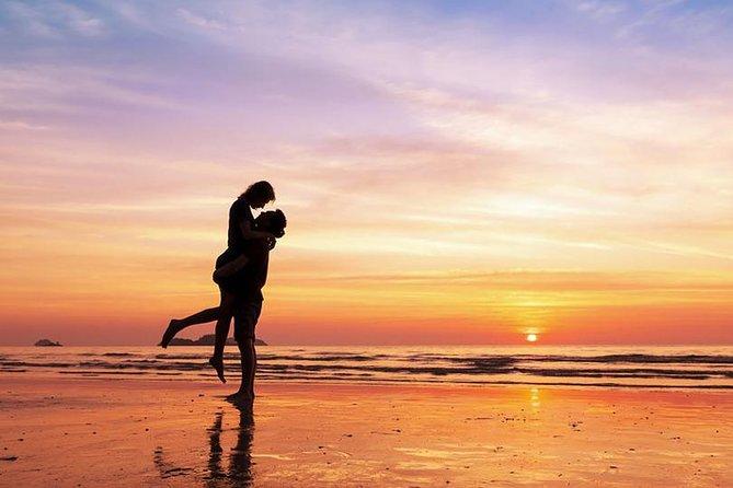 Phuket honeymoon photoshoot