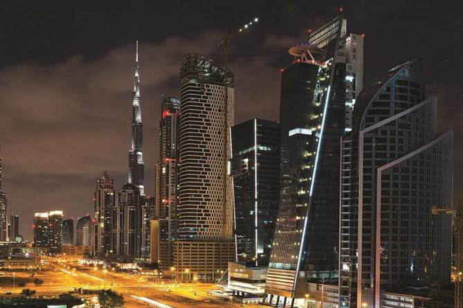4 Hours Dubai Sightseeing Tour With Professional Tour Guide