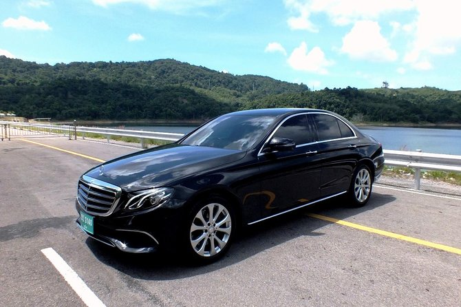 Luxe Transfer Airport - North Phuket by Mercedes-Benz E-class photo 2