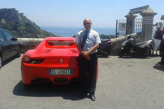 Private transfer Praiano to Naples