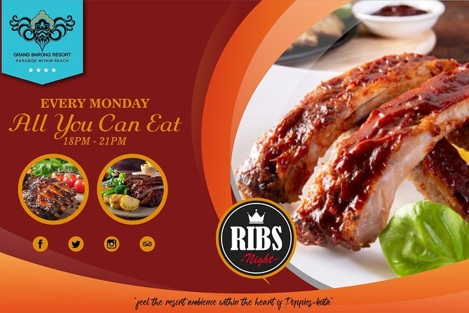 RIBS Night and Grill on Show