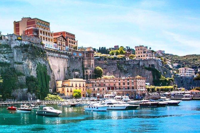 Pompeii, Sorrento And Positano - Deluxe Group Tour