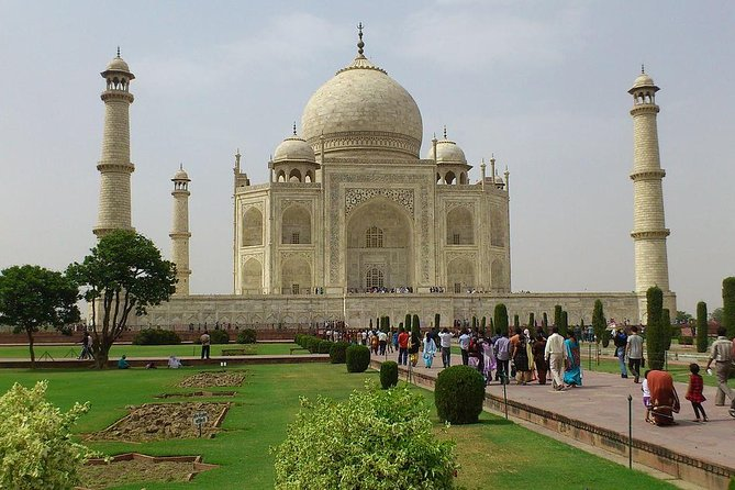 Private Day Tour Of Taj Mahal And Agra Fort By Superfast Train All Inclusive