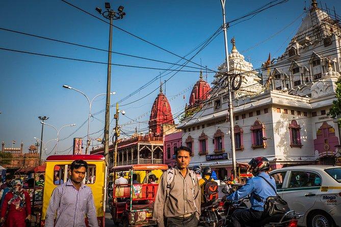 Delhi Monuments And Chandni Chowk Bazaar Day Tour From Delhi Hotel