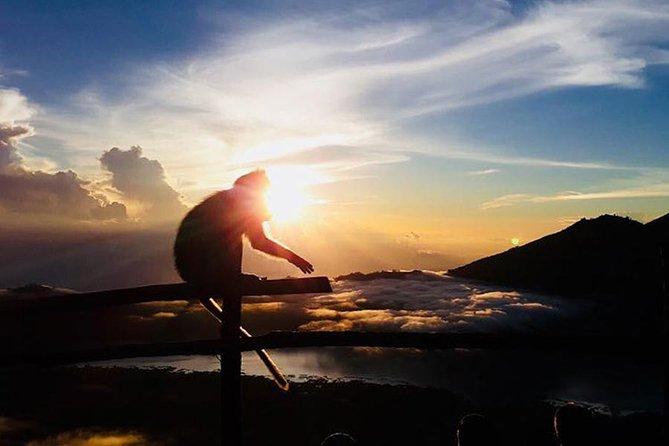 Bali Mount Batur: Sunrise Trekking and Hidden Waterfall