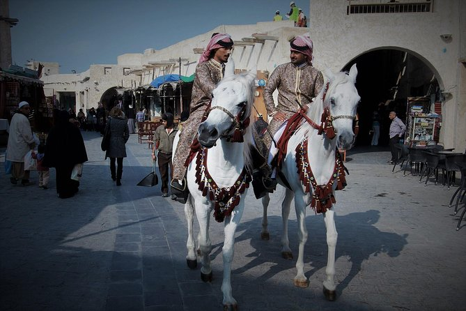 Explore Doha City In 4 hrs