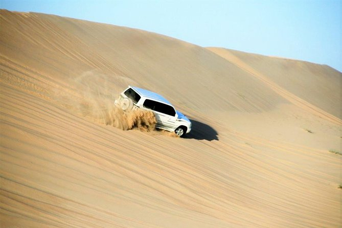 (Private Tour) North/South Tour, Qatar North and Half Day Desert Safari