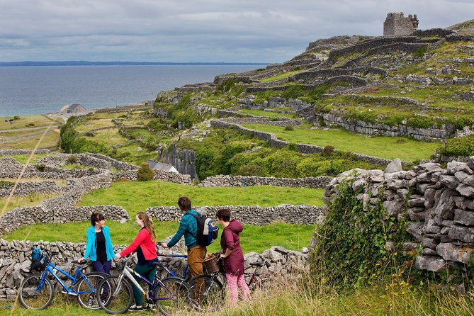 Cycling on Inisheer Island, Aran Islands. Self Guided. Full Day.