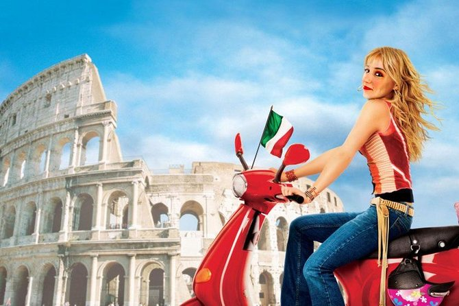 Lizzie's Tour in Rome