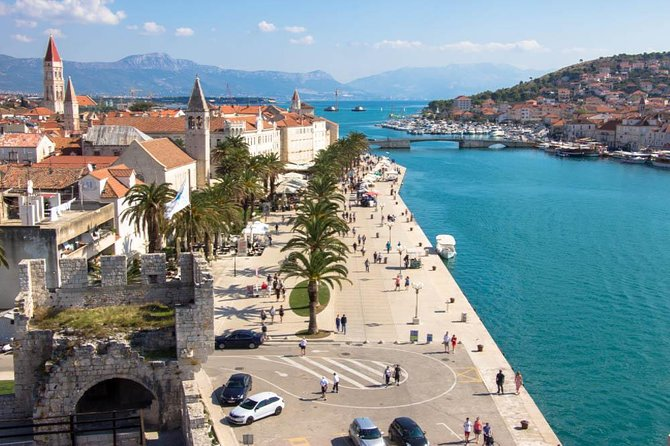 Trogir and Split Cities - Half day tour