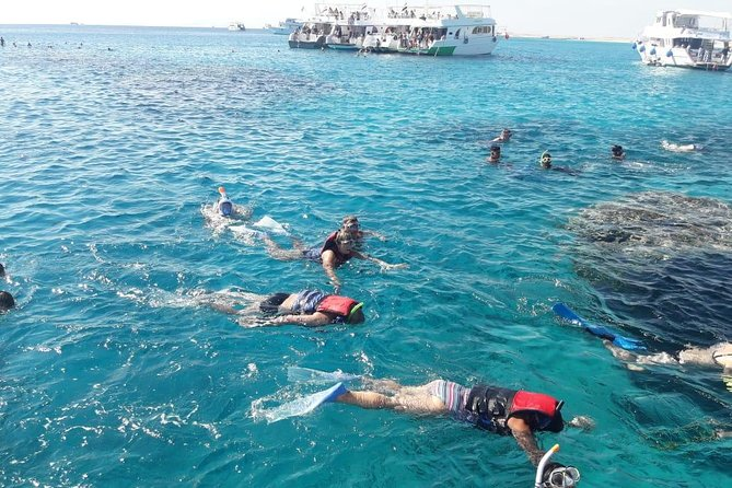 Paradise Island Snorkeling Full Day From Hurghada, Makadi Bay and Sahl Hasheesh