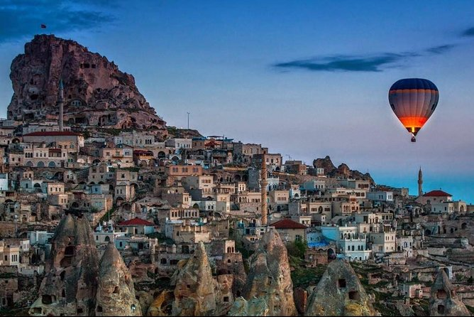 Hidden of Red Cappadocia: 1 Day Private Guided Tour
