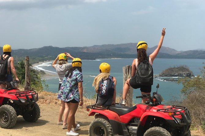 ATV Beach and Mountain Tour