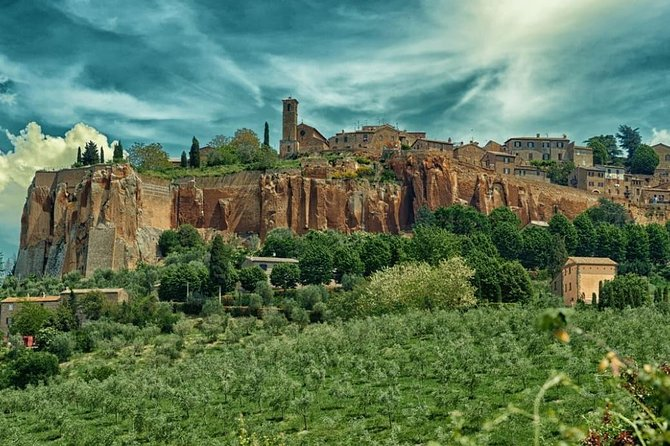 Siena and Orvieto from Rome: 10 hours private tour with lunch