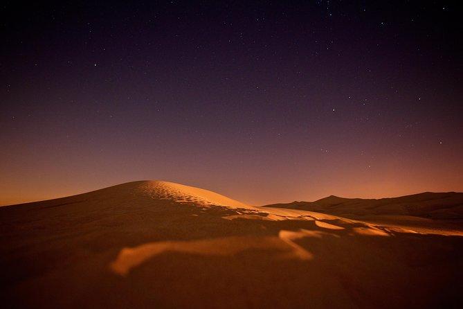 Noche entre dunas (Deseo)