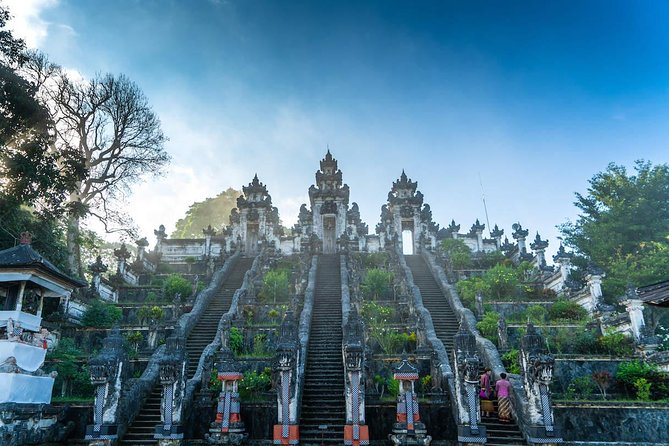 Bali Sacred Temples Full Day Tour