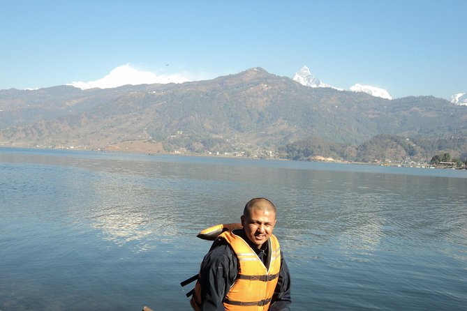 Pokhara: Day City Tour by Sharing Bus