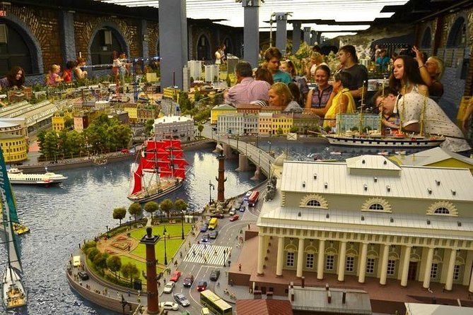 St Petersburg for KIDS and ADULTS, fun for the whole FAMILY!
