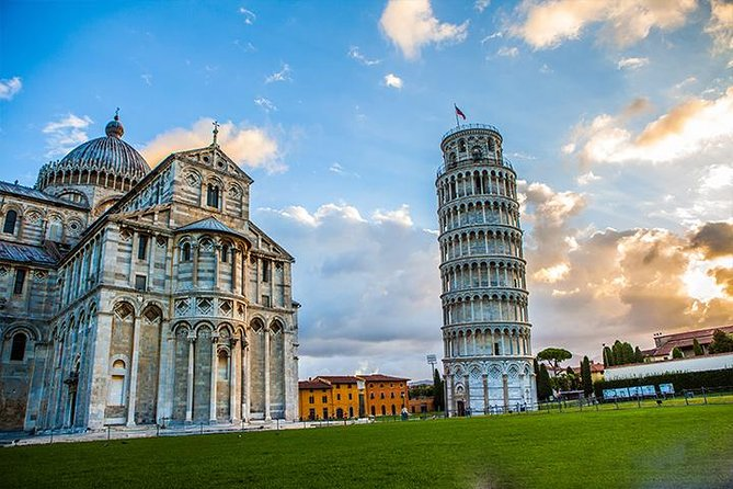 The Leaning Tower of Pisa and the Renaissance Florence 13 hrs Day Tour from Rome