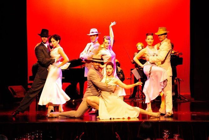 Tango Show at Piazzolla Tango with optional Dinner photo 2