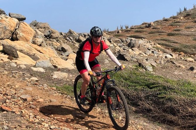 Advanced and Extreme Customized Mountain Bike around the Island 75km