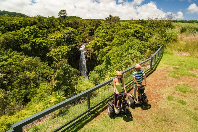 Segway Hanapueo Tour - 120 Minutes - Rating: CHALLENGING to ADVANCED