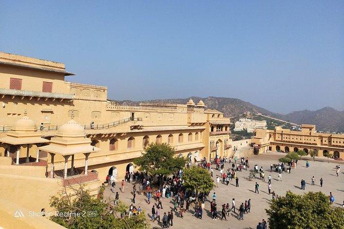All Inclusive: 3 Day Golden Triangle Tour with Taj Mahal Sunrise