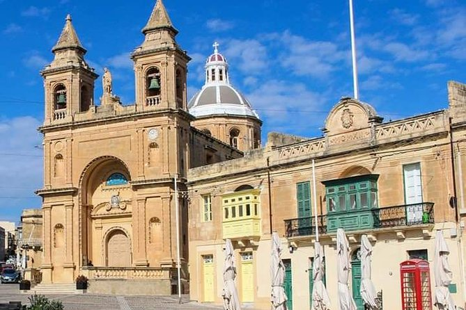 The Best Sights of Malta Full Day private cab including free Wifi(Customizable)