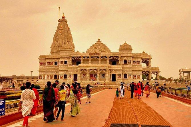 Private Mathura Vrindavan Tour from Delhi