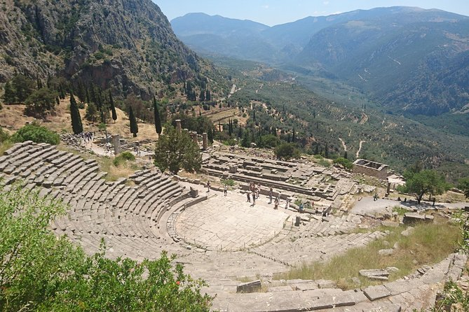 Delphi Day Trip from Athens photo 4