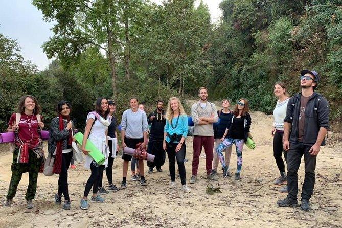 Yoga and Hiking Day Tour in Kathmandu