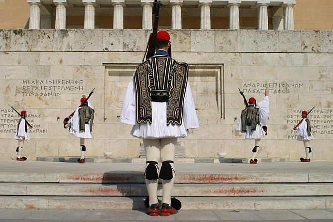 Historical Athens and Acropolis of Athens Walking Tour photo 8