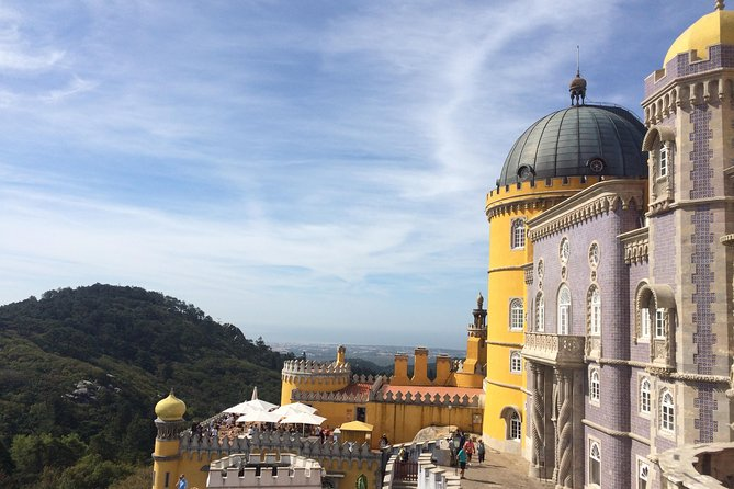 Private Tour in Sintra and Cascais Fullday