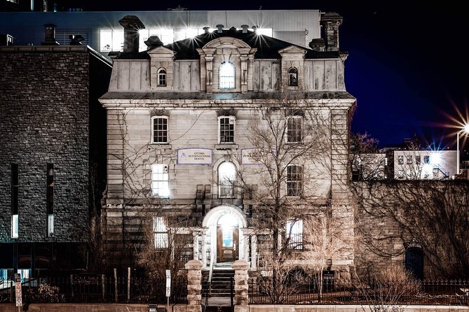 Ghosts and the Gallows Haunted Carleton County Jail in Ottawa