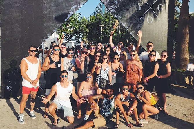 4-Day Ibiza Explorer Tour with Club Entrances and Party Boat Ticket